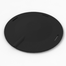 Гибкий диск для установки датчика при измерении общей вибрации 003РД